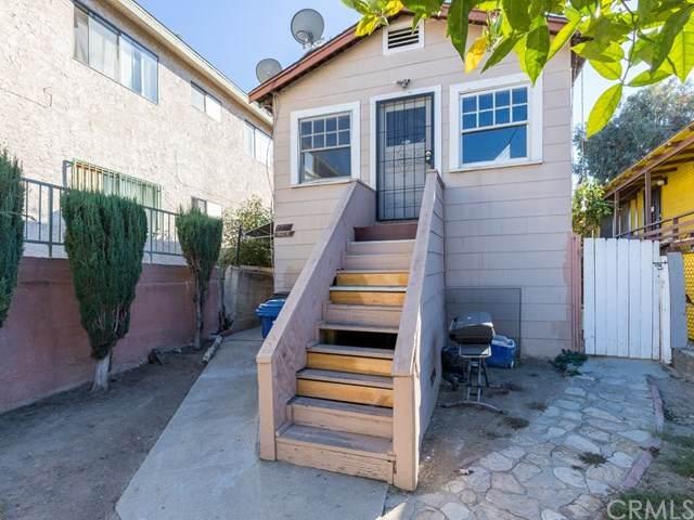 739 W 2nd Street, San Pedro, CA 90731 (#SB20246758) :: Bob Kelly Team