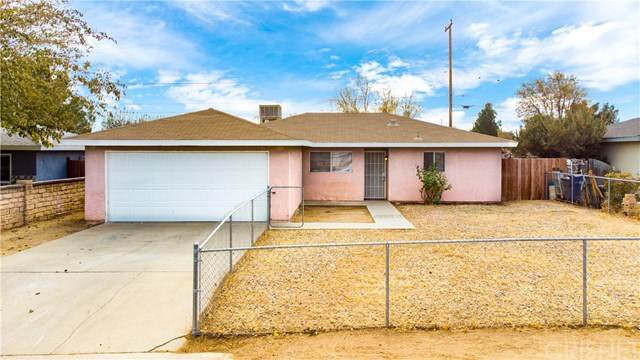 1524 Richfield Avenue, Rosamond, CA 93560 (#SR20248412) :: Bathurst Coastal Properties