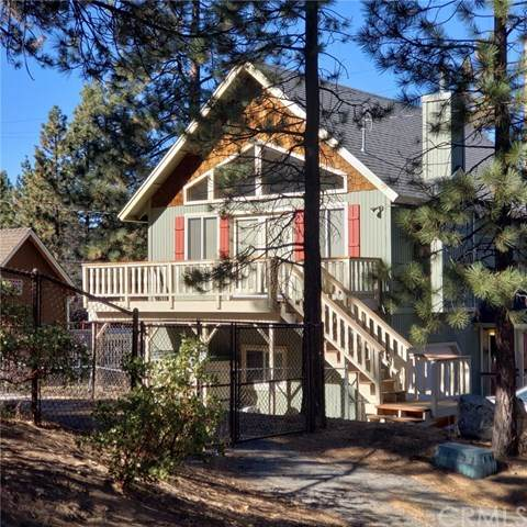 758 Jeffries Road, Big Bear, CA 92315 (#EV20248491) :: Crudo & Associates