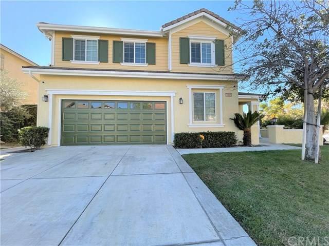 15805 Buck Point Lane, Fontana, CA 92336 (#IV20248349) :: Bathurst Coastal Properties