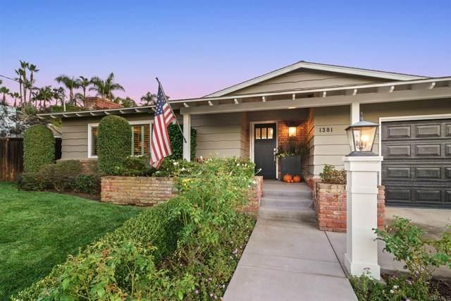 1381 Rodeo Drive, La Jolla, CA 92037 (#NDP2003076) :: Crudo & Associates