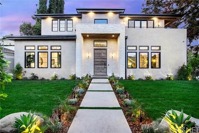 4943 Haskell Avenue, Encino, CA 91436 (#SR20247090) :: Crudo & Associates
