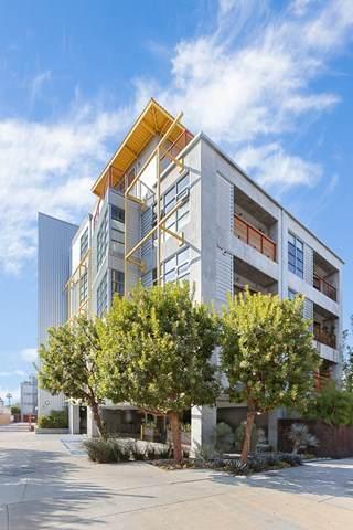 4141 Glencoe Avenue #409, Marina Del Rey, CA 90292 (#219053827DA) :: Crudo & Associates