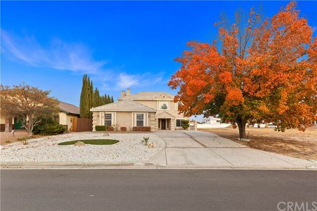 13185 Meteor Drive, Victorville, CA 92395 (#WS20248553) :: Realty ONE Group Empire