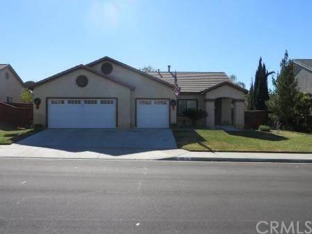 120 Tradewinds Lane, San Jacinto, CA 92583 (#IV20248591) :: Steele Canyon Realty