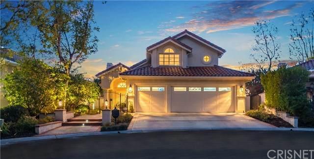1787 Southern Hills Place, Westlake Village, CA 91362 (#SR20248364) :: Wendy Rich-Soto and Associates