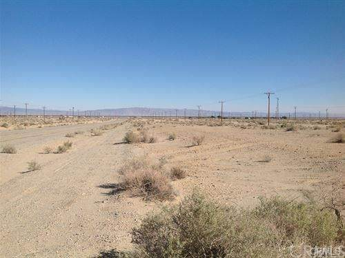 0 Flint, North Edwards, CA 93523 (#SB20246037) :: Steele Canyon Realty