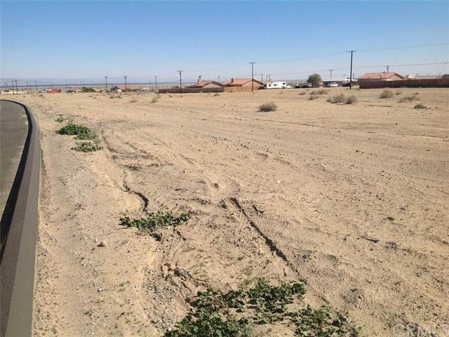 0 Rodeo Rd, Salton Sea, CA 92774 (#SB20246003) :: Bathurst Coastal Properties