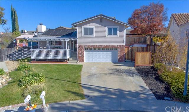 1023 Olivia Court, Paso Robles, CA 93446 (#NS20248581) :: RE/MAX Masters