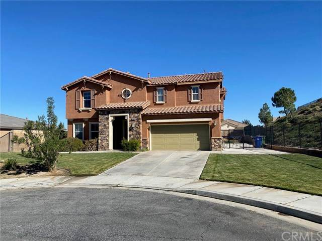 38624 Panther Drive, Palmdale, CA 93551 (#IN20248631) :: Bathurst Coastal Properties