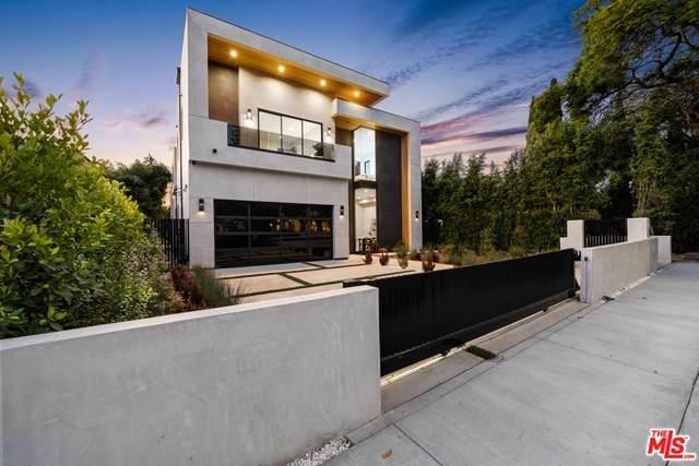 829 N Ogden Drive, Los Angeles (City), CA 90046 (#20663080) :: Team Tami