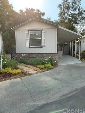 11401 Topanga Canyon Boulevard #48, Chatsworth, CA 91311 (#SR20248525) :: Steele Canyon Realty
