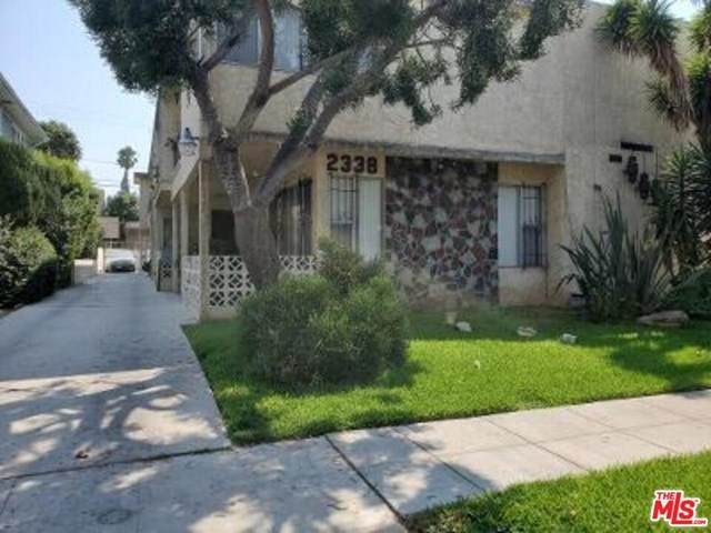 2338 W 20Th Street, Los Angeles (City), CA 90018 (#20665142) :: Team Tami