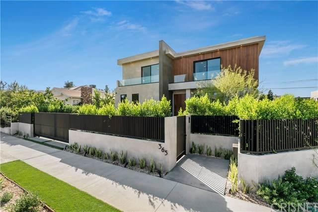 365 N Vista Street, Los Angeles (City), CA 90036 (#SR20248716) :: Crudo & Associates