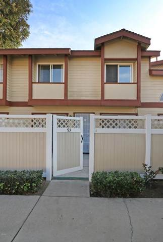 8939 Gallatin Road #93, Pico Rivera, CA 90660 (#P1-2476) :: Bathurst Coastal Properties