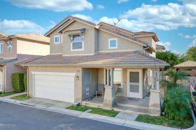 1654 Sunbeam Lane #187, Simi Valley, CA 93065 (#220011152) :: Wendy Rich-Soto and Associates