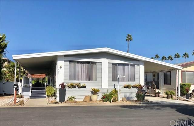 1930 W San Marcos Boulevard #384, San Marcos, CA 92078 (#FR20248382) :: Steele Canyon Realty
