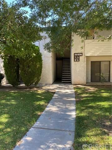 44406 15th Street E #8, Lancaster, CA 93535 (#SR20248667) :: Crudo & Associates