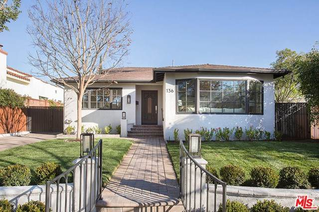 136 S Vista Street, Los Angeles (City), CA 90036 (#20665204) :: Team Tami