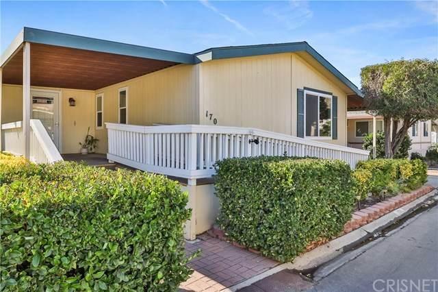 15750 Arroyo Drive #170, Moorpark, CA 93021 (#SR20247878) :: Wendy Rich-Soto and Associates