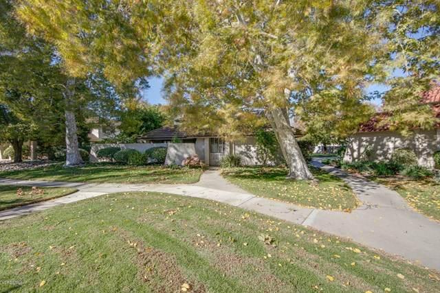 1170 Kirkford Way, Westlake Village, CA 91361 (#220011154) :: Bathurst Coastal Properties