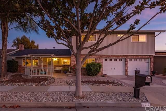 421 Woodland Drive, Arroyo Grande, CA 93420 (#PI20244173) :: Team Tami