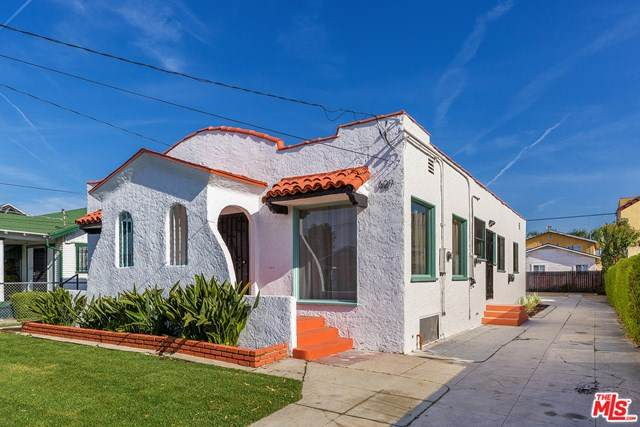 629 W 56Th Street, Los Angeles (City), CA 90037 (#20665316) :: Wendy Rich-Soto and Associates