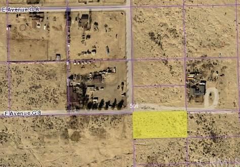 0 Vac/Cor Avenue G8/5 Ste, Roosevelt, CA 93535 (#TR20247952) :: Crudo & Associates