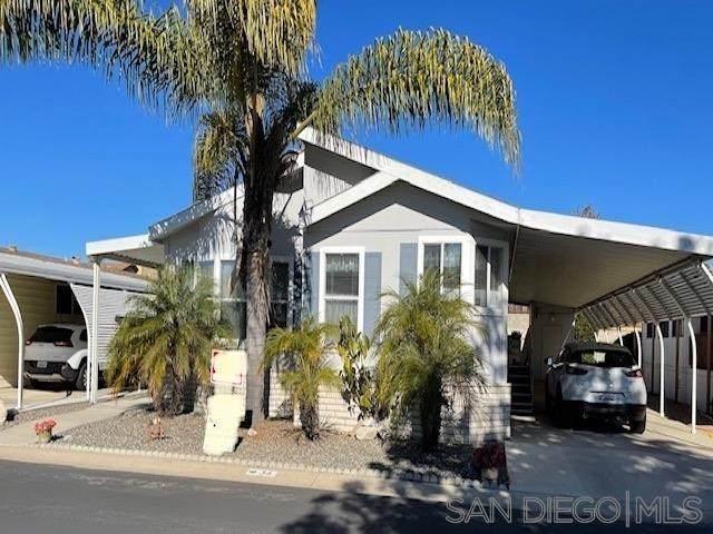 276 N El Camino Real #54, Oceanside, CA 92058 (#200052850) :: Bathurst Coastal Properties