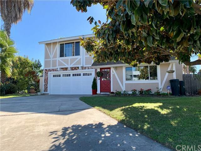 172 Santa Maria Court, Vista, CA 92083 (#PF20248059) :: Steele Canyon Realty