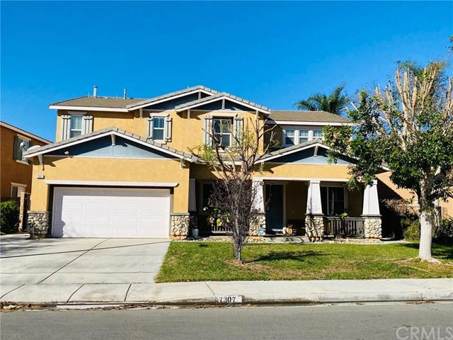 7307 Morning Hills Drive, Eastvale, CA 92880 (#TR20243031) :: Rogers Realty Group/Berkshire Hathaway HomeServices California Properties