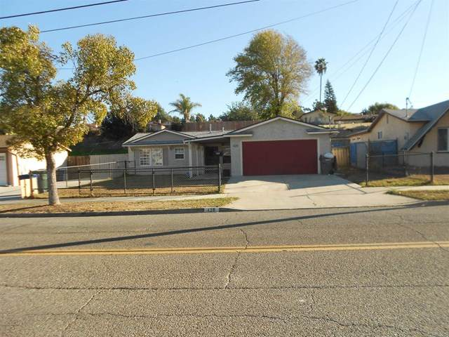 429 Parkbrook Street, Spring Valley, CA 91977 (#PTP2001778) :: Steele Canyon Realty