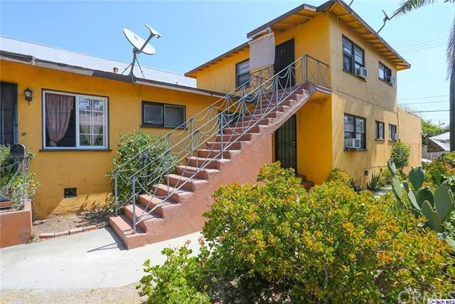 5906 Vineland Ave Avenue, North Hollywood, CA 91601 (#320004211) :: Steele Canyon Realty