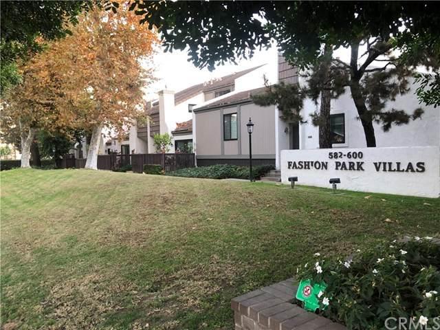 586 W Huntington Drive H, Arcadia, CA 91007 (#AR20249106) :: American Real Estate List & Sell