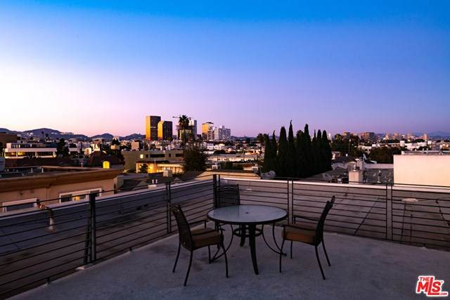 1540 Amherst Avenue #201, Los Angeles (City), CA 90025 (#20665260) :: Steele Canyon Realty
