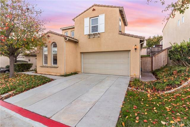 607 Paseo Dorado, San Marcos, CA 92078 (#SW20249379) :: American Real Estate List & Sell