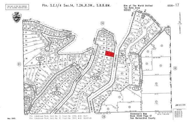 1 Hook Creek, Cedar Glen, CA 92321 (#CV20249394) :: Steele Canyon Realty
