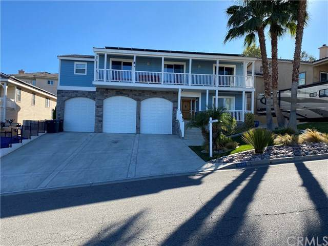 31447 Emperor Drive, Canyon Lake, CA 92587 (#SW20248411) :: Realty ONE Group Empire