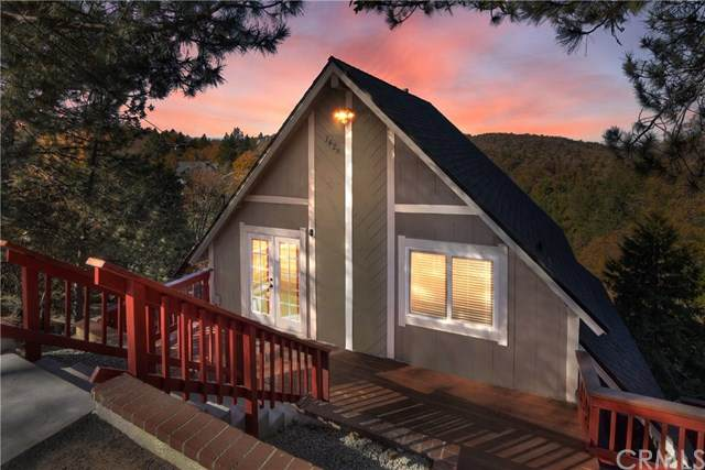 1428 Golden Rule Lane, Lake Arrowhead, CA 92352 (#EV20249431) :: Team Tami