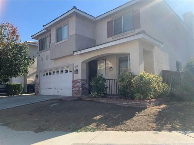 15707 Dove Lane, Fontana, CA 92337 (#SW20249352) :: Bathurst Coastal Properties