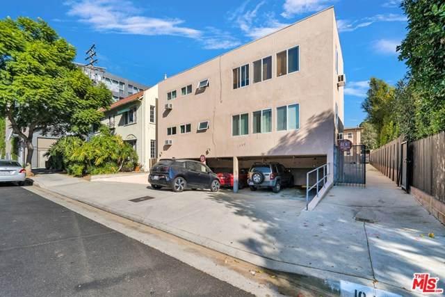 1046 N Sierra Bonita Avenue, West Hollywood, CA 90046 (#20665724) :: Team Tami