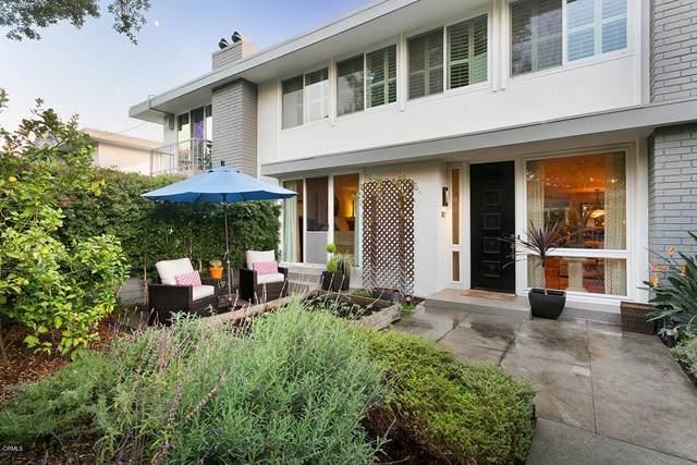 832 S Orange Grove Boulevard, Pasadena, CA 91105 (#P1-2489) :: Team Tami