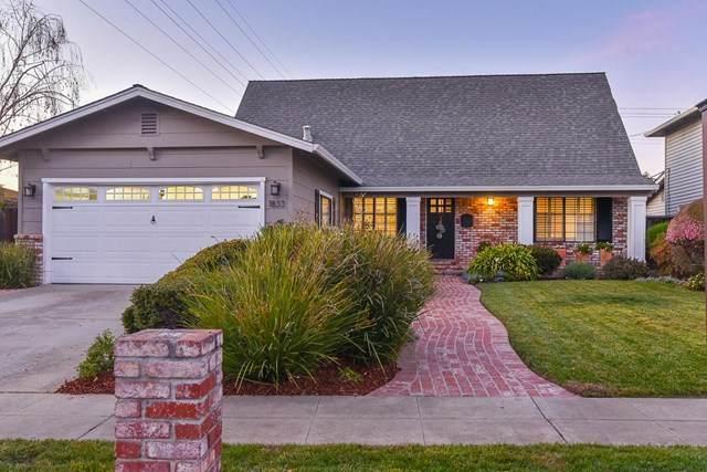 1833 Comstock Lane, San Jose, CA 95124 (#ML81819803) :: Better Homes and Gardens Real Estate Vogler Feigen