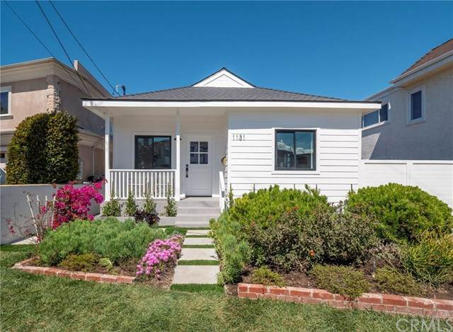 1131 19th Street, Hermosa Beach, CA 90254 (#SB20249422) :: Compass