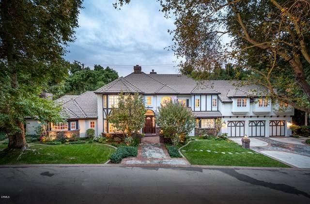 511 Berkshire Avenue, La Canada Flintridge, CA 91011 (#P1-2490) :: Team Tami