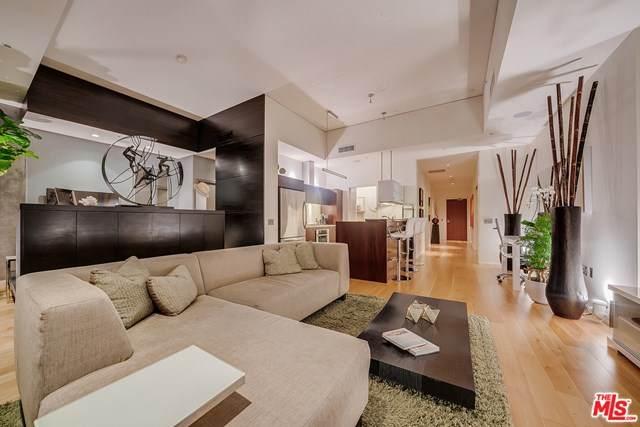 1155 S Grand Avenue #502, Los Angeles (City), CA 90015 (#20665890) :: Crudo & Associates