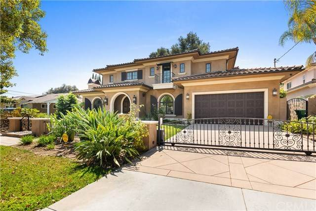 1611 Lovell Avenue, Arcadia, CA 91007 (#TR20249586) :: Crudo & Associates