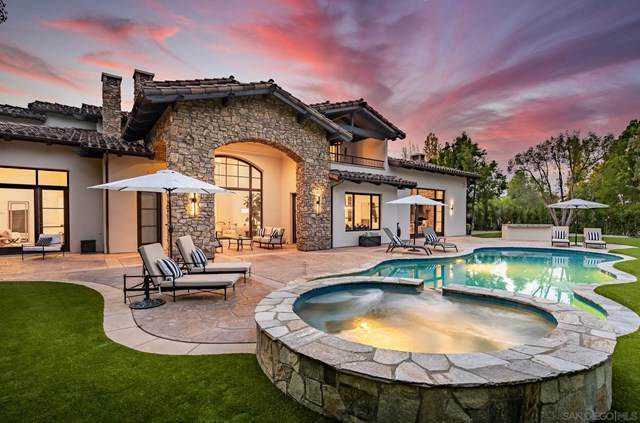 18391 Calle La Serra, Rancho Santa Fe, CA 92091 (#200052924) :: Bathurst Coastal Properties