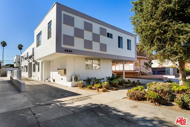 4061 Lafayette Place, Culver City, CA 90232 (#20665910) :: Bathurst Coastal Properties