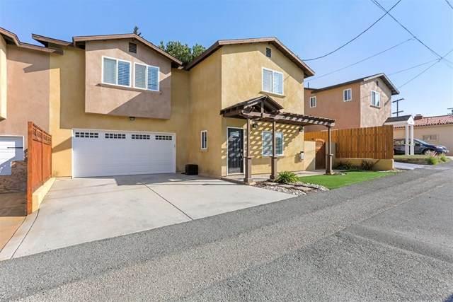 5812 Pawnee Dr, La Mesa, CA 91942 (#200052929) :: Better Homes and Gardens Real Estate Vogler Feigen